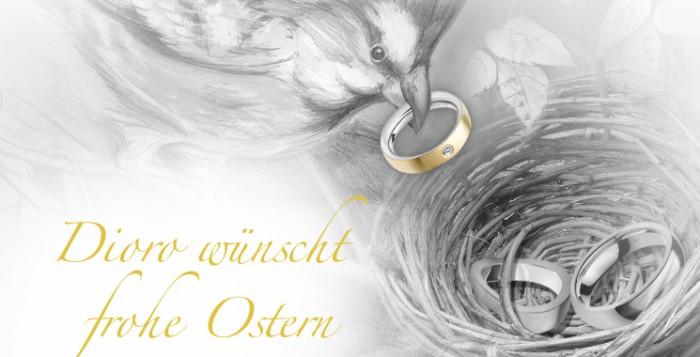 Juwelier Dioro Bad Wildbad wünscht frohe Ostern 2014